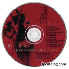 Hybrid Theory (Germany, 9362-47755-2)
