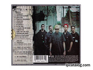 Hybrid Theory (Special Edition, Philippines)