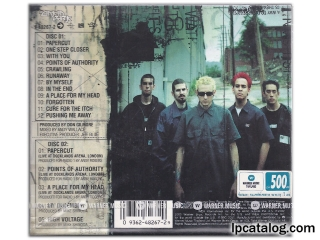 Hybrid Theory (Special Edition, Thailand)