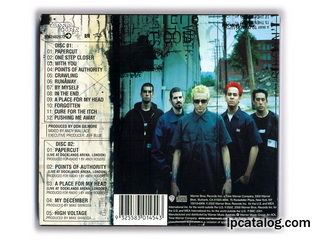 Hybrid Theory (Special Edition, Australia)