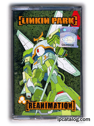 Reanimation (Cassette, Malaysia, 9 48326-4)