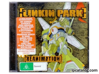 Reanimation (Australia, 9362483262, Jewel Case)