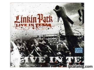 Live In Texas (Argentina, 9362-48563-2, Digipack)
