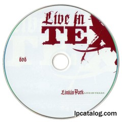 Live In Texas (European Union, 9362 48638 2, Digipack)