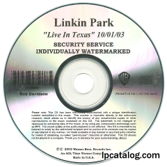 Live In Texas (United Kingdom, 27506, Watermarked Promo)