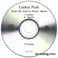 Live In Texas (Faint/Numb, United States, Clone CD)