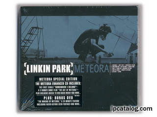 Meteora (CD+DVD, Germany)