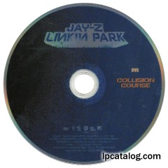 Collision Course (CD+DVD, Canada, CDW 48962, Digipack)