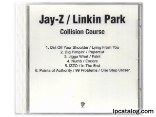 Collision Course (United States, Clone CD)