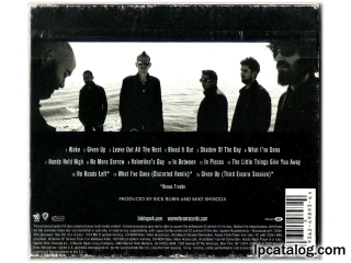 Minutes To Midnight (Tour Edition, Germany, 9362-49893-4)