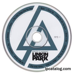 Minutes To Midnight (Indonesia, Digipack)