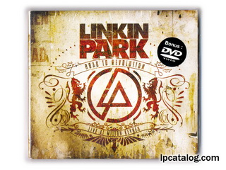 Road To Revolution (CD+DVD, Indonesia)