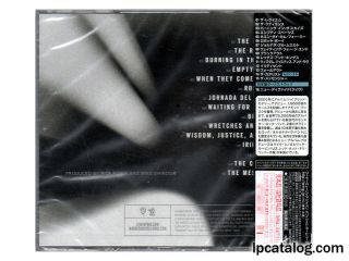 A Thousand Suns (Japan, Promo for WPCR-13939)