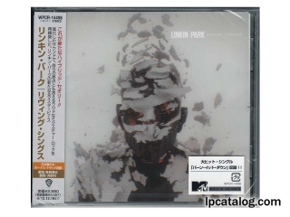 Living Things (WPCR-14496, Japan)