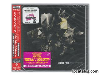 Living Things (+, Japan)