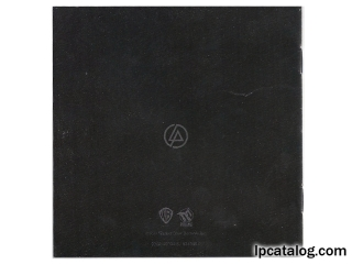 Living Things (Argentina, Promo Only Stamp)