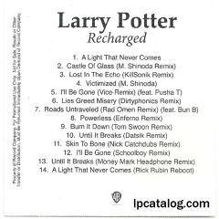 Recharged (United Kingdom, W12477-11, Watermarked Promo)
