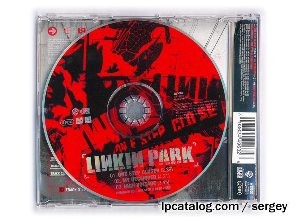 Linkin Park - 3-Song E.P.