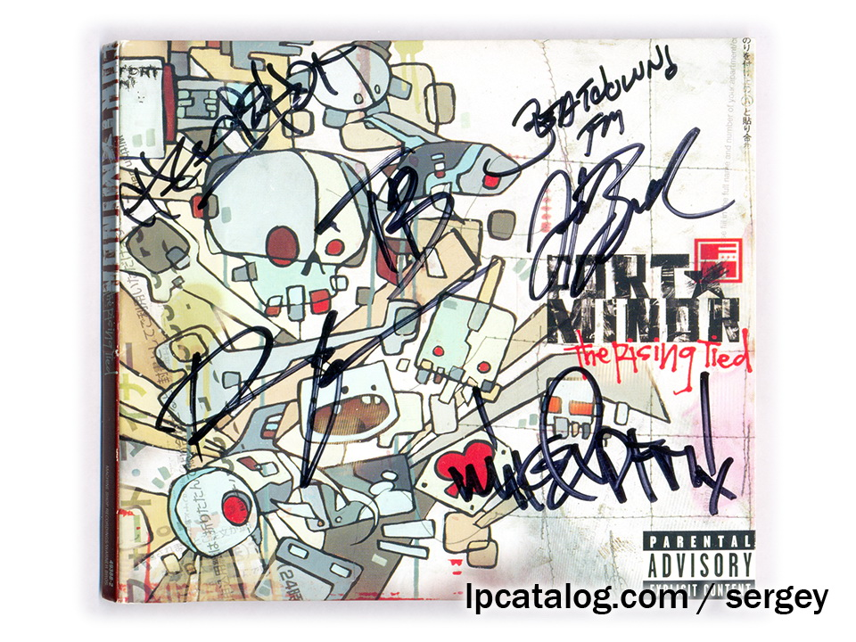 Lpcatalog Sergey S Collection Signed The Rising Tied Cd