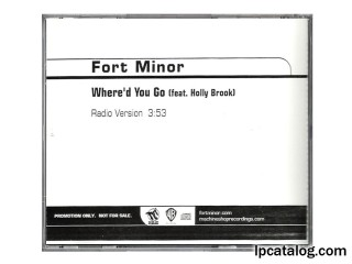 Where'd You Go (PRO-CDR-101791, USA)