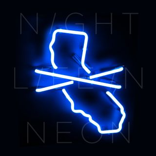 California Noir: Nightlife in Neon