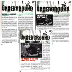 LPU1 Four Newsletters