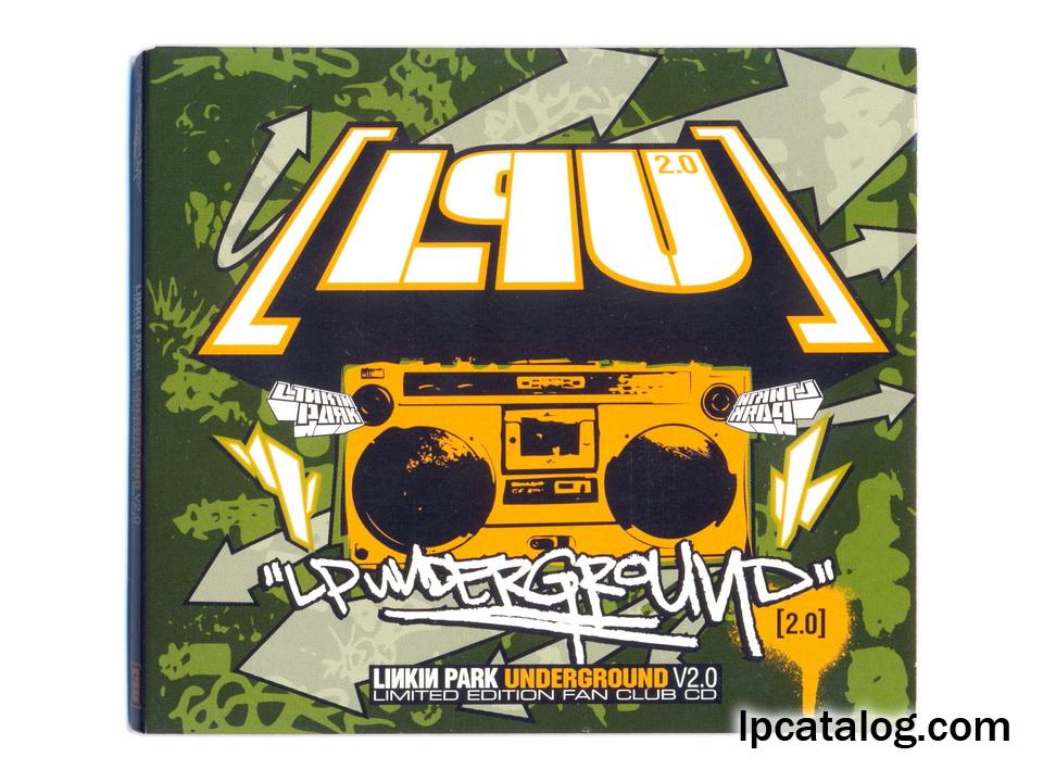 LP Underground / LPU 2 / LPU 2 CD