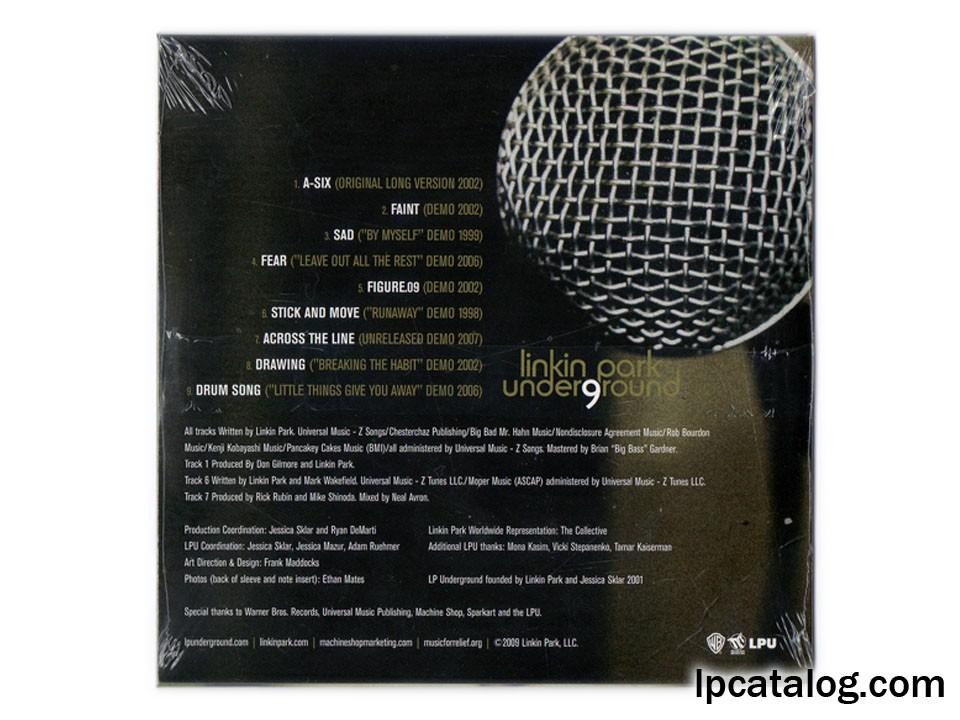 Download Linkin Park Underground 9 Rapidshare Free