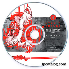 Hybrid Theory (United States, 2 Track Demo CD)