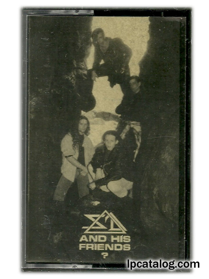 Sean Dowdell and His Friends? (Cassette, USA)