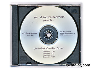 Sound Source Networks - Linkin Park: One Step Closer