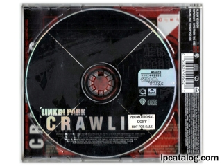 Crawling (Australia, Sample Product Sticker)