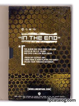 In The End (PRO-CD-100687, VHS)