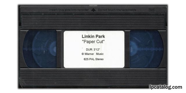 Papercut (United Kingdom, VHS, 3)