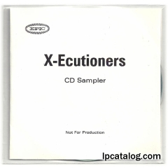 It's Goin' Down (United Kingdom, X-Ecutioners 7 Track Sampler)