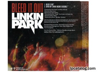 Bleed It Out (United Kingdom, W772CD)
