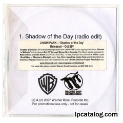 Shadow Of The Day (United Kingdom, CD-R)