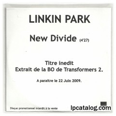 New Divide (France, CD-R)
