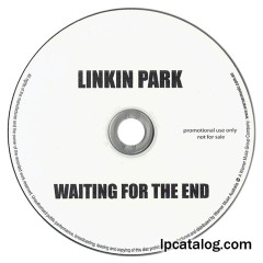 Waiting For The End (Australia, CD-R)