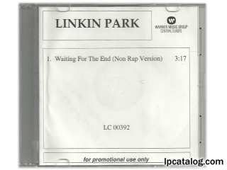 Waiting For The End (Germany, CD-R)