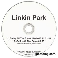 Guilty All The Same (Finland, 0054391971517)